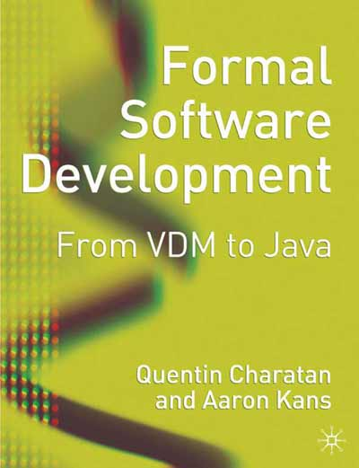 Formal Software Development From VDM to Java